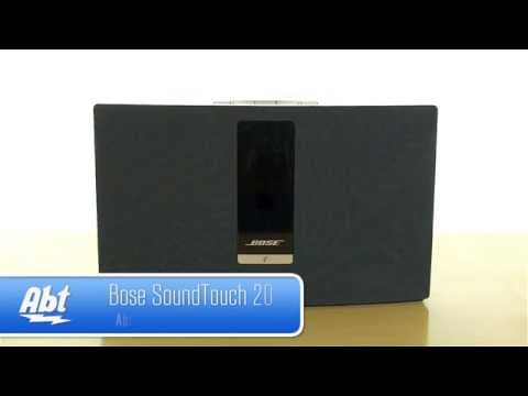 Bose SoundTouch 20 Wi-Fi Music System Overview