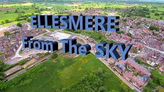 Ellesmere From The Sky: Yuneec Q500 typhoon