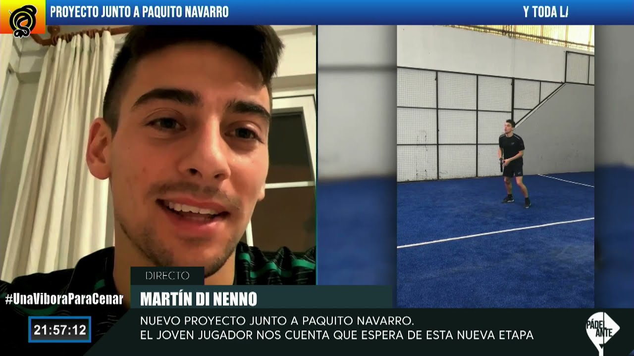 Entrevista a Martín Di Nenno