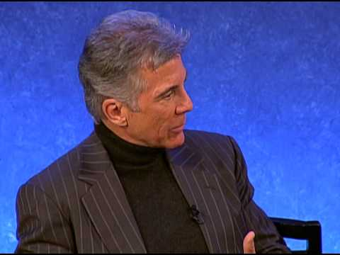 America's Most Wanted - John Walsh on Coping with his Son's Death (Paley Center)