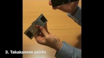 OviKamera Asennus Video