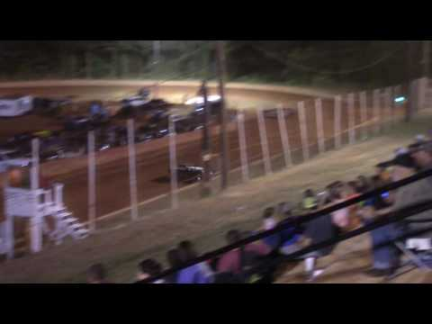 Winder Barrow Speedway Limited Late Model Feature Race 6/18/16