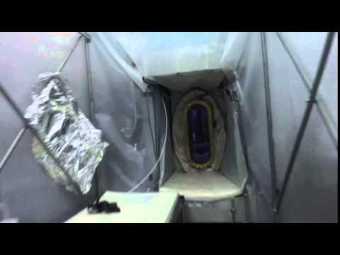 Entering the Vacuum Vessel