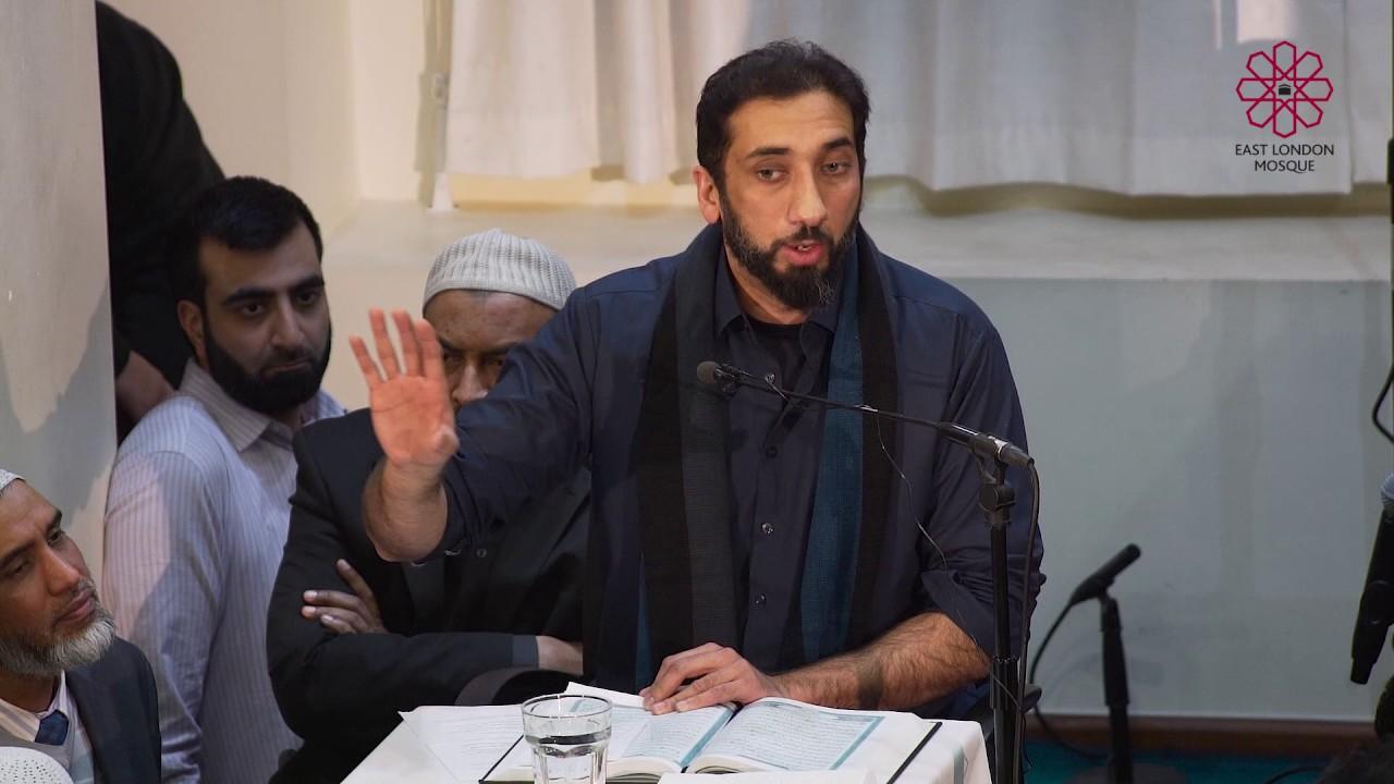 Nouman ali khan er ægteskab som dating