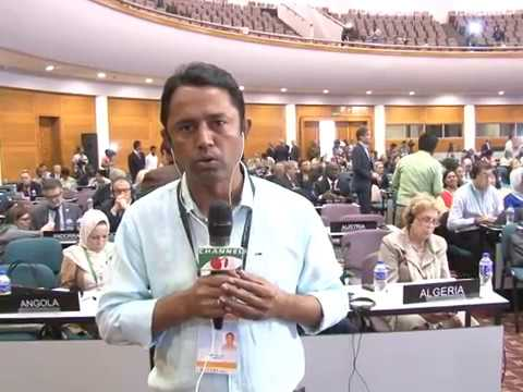 Live from Inter Parliamentary Union 136 Assembly