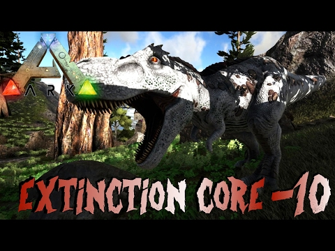 ARK: Extinction Core #10 - Die Mantisplage & ein T-Rex zähmen! | LP Ark Deutsch