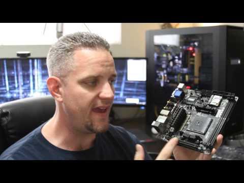 MSI A88XI AC m-ITX Motherboard - AMD Kaveri Build Incoming??