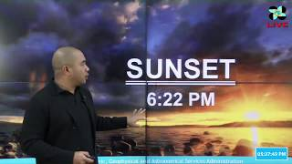Public Weather Forecast Issued at 4:00 PM August 10, 2018