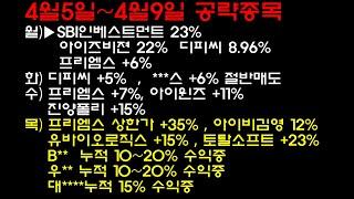 프리엠스, 토탈소프트, 아이비김영, 유바이오로직스, 씨…