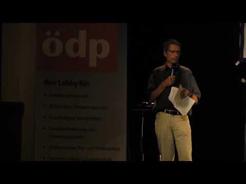 ÖDP-Vortrag // Dr. Kopatz & Dr. Meißner: