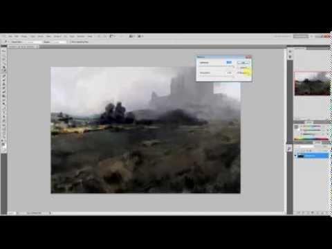 Livestream -Landscape painting