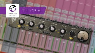 Tutorial - How To Add Body & Shine To Mixes Using Waves V-EQ4 Plug-in