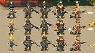 Люди против Зомби! Прохождение Human vs Zombies a zombie defense game #4