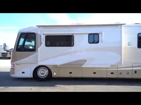 1999 American Coach American Eagle 40EVS A Class Diesel Pusher From Porter's RV Sales