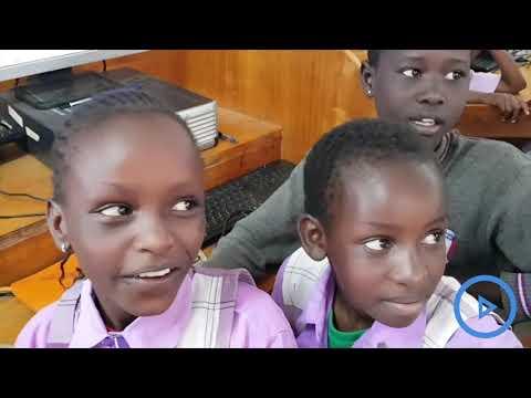 Pupils At St Peter's Elite School Launch Nation Media Group Children's Magazine Juniorspot Club