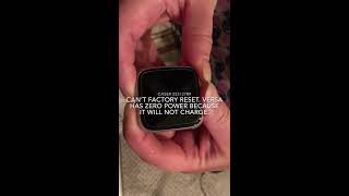 Search: fitbit+versa+resetten - Auclip net | Hot Movie | Funny Video