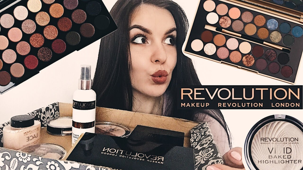 Where is makeup revolution sold on netflix