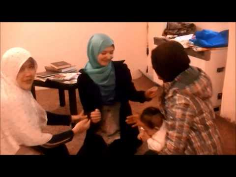 Our New Sister Takes Shahada Revert to Islam