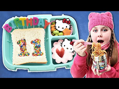 🎂 McKenzie's Birthday Lunch WEEK - Bunches of Lunches