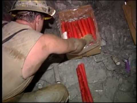 Explosives Underground: Mining & Demolition Safety Training Video
