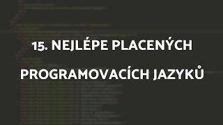 15 nejlépe placených programovacích jazyků 2016