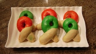 Italian Knot Cookies By Diane Love To Bake