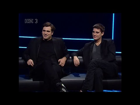 2CELLOS -The Serious Interview 2/2