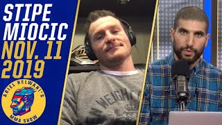 Stipe Miocic would love to box Tyson Fury | Ariel Helwani's MMA Show