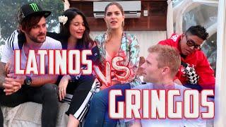 RELACIONES LATINAS VS RELACIONES GRINGAS CON #5NTROL