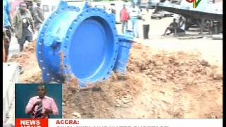 Accra: GWCL Explains Water Shortage