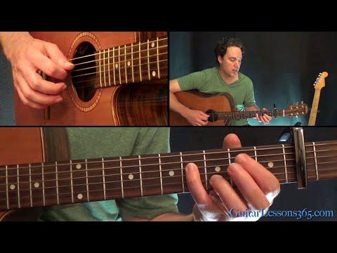 Rocky Mountain High Guitar Lesson John Denver