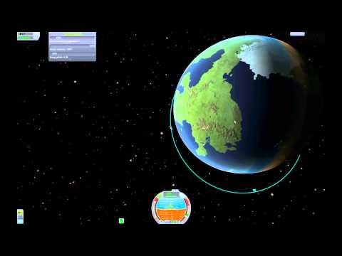 Kerbal Space Program - Tutorial 1 - Sputnik 1