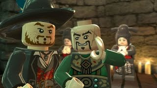 LEGO Pirates of the Caribbean Walkthrough Part 11 - Singapore (At World