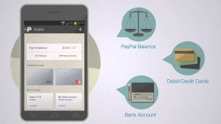The New PayPal app Tour - UK
