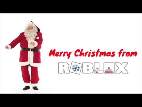 A Roblox Rap Merry Christmas Roblox Youtube