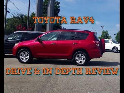 Toyota Rav4 - Drive & In Depth Review