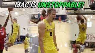Mac McClung GOES INSANE In Nike Pro AM! Throws Down ABSURD Dunks & Dishes DIME OF THE YEAR 😱