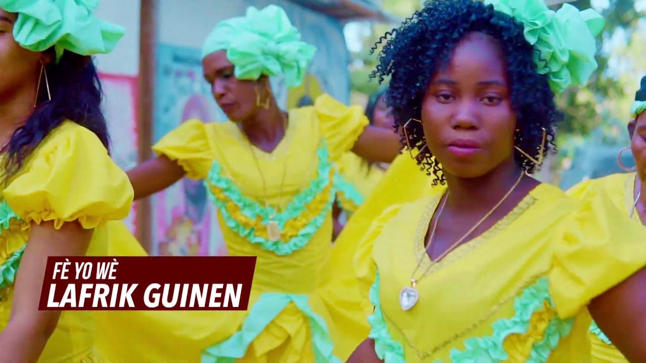 Download Fè yo wè lafrik guinen   Empereur samuel   Bonswa