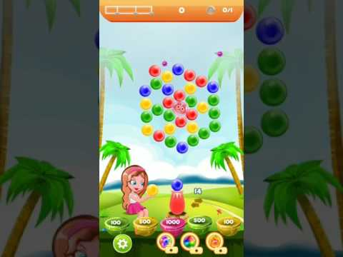 Bubble Shooter Free Game Play Video