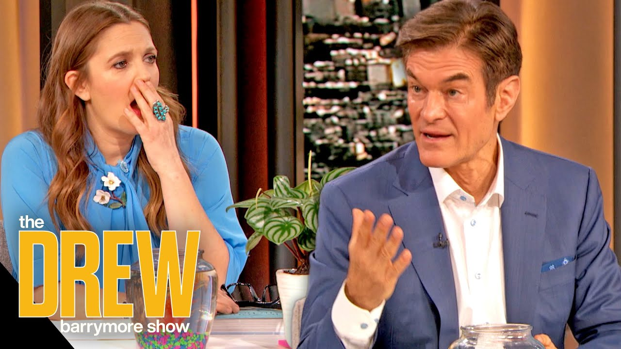 Dr. Oz on Why a Cluttered Desk Stresses You Out More Than You Realize