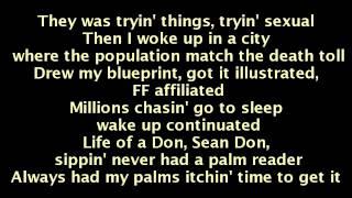 Скачать Big Sean Guap On Screen Lyrics
