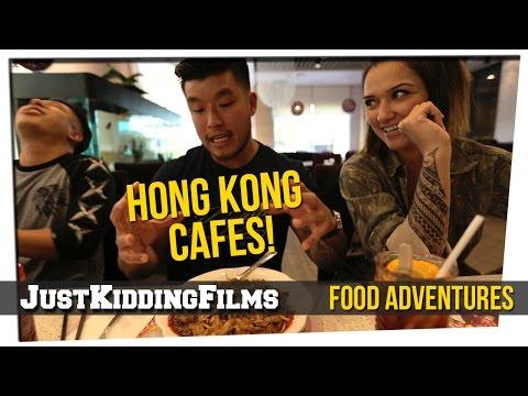 Hong Kong Cafes - JK Adventures