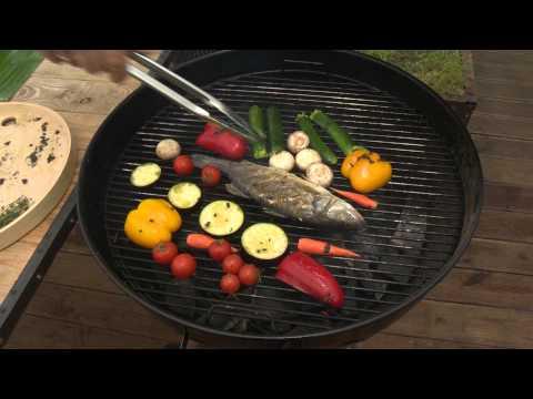 """Restorano """"Panama Food Garden"""" šefo Barto Rimdžiaus siūlomas vilkešeris, keptas ant griliaus"""