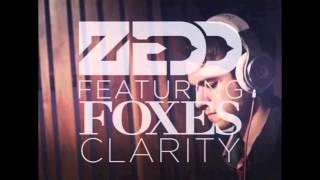 Zedd - Clarity Ft. Foxes (Piano Instrumental Cover)