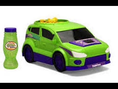 GAZILLION BUBBLES-BUMP-N-GO Bubble Car Review GAZILLION BUBBLE WEEK