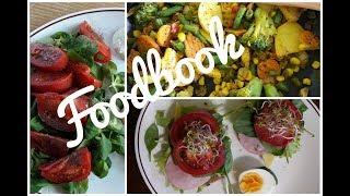 FOODBOOK: Moje śniadania, obiady i kolacje
