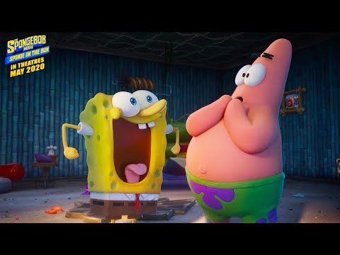 The SpongeBob Movie: Sponge On The Run - Big Game Spot - Paramount Pictures