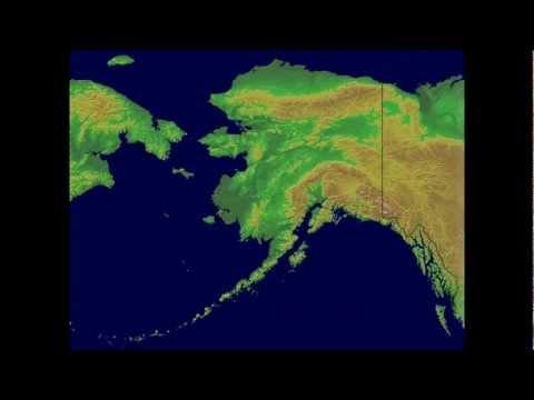 Epic Historic Storm Alaska Bering Sea - Deep as a Cat 3 Hurricane