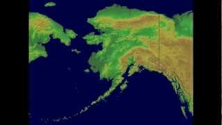 Epic Historic Storm Alaska Bering Sea - Deep as a Cat 3 Hurricane