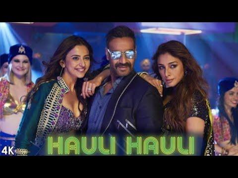 De de Pyaar de song : Hauli Hauli full video song Garry Sandhu Neha kakkar de de Pyaar de songs